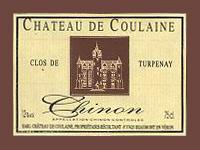 Etiquette cuvée Clos de Turpenay